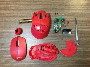 Logitech M331 Repair
