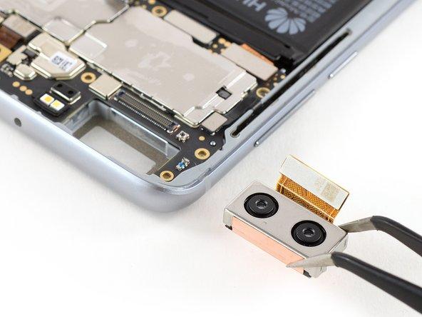 Huawei Honor 9 Rückkamera tauschen