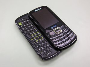 Samsung Evergreen SGH-A667 Teardown