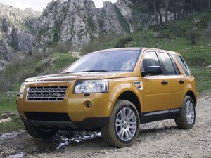 2007-2014 Land Rover Freelander Repair