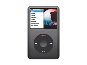 iPod Classic 160 GB (Thick) parts