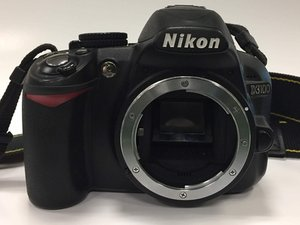Nikon D3100 Troubleshooting