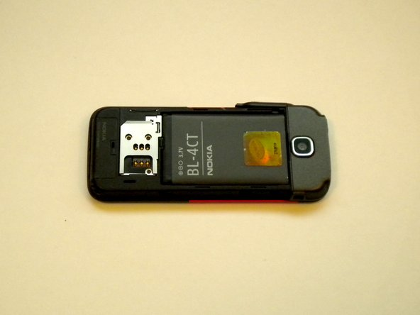 Nokia 5310b XpressMusic Battery Replacement
