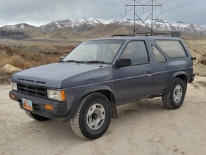 1985-1995 Nissan Pathfinder Repair