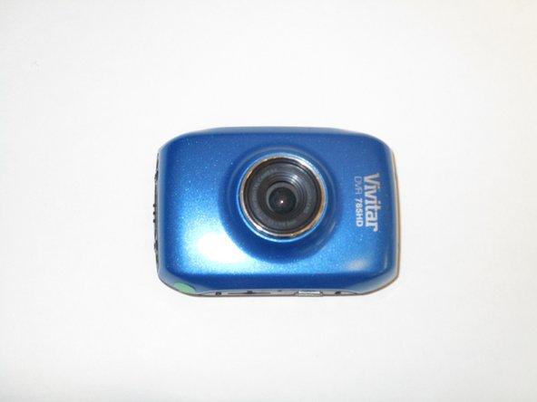 Vivitar DVR 785HD Battery Replacement
