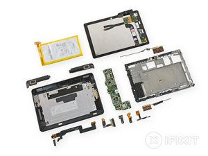 "Kindle Fire HDX 7"" Teardown"