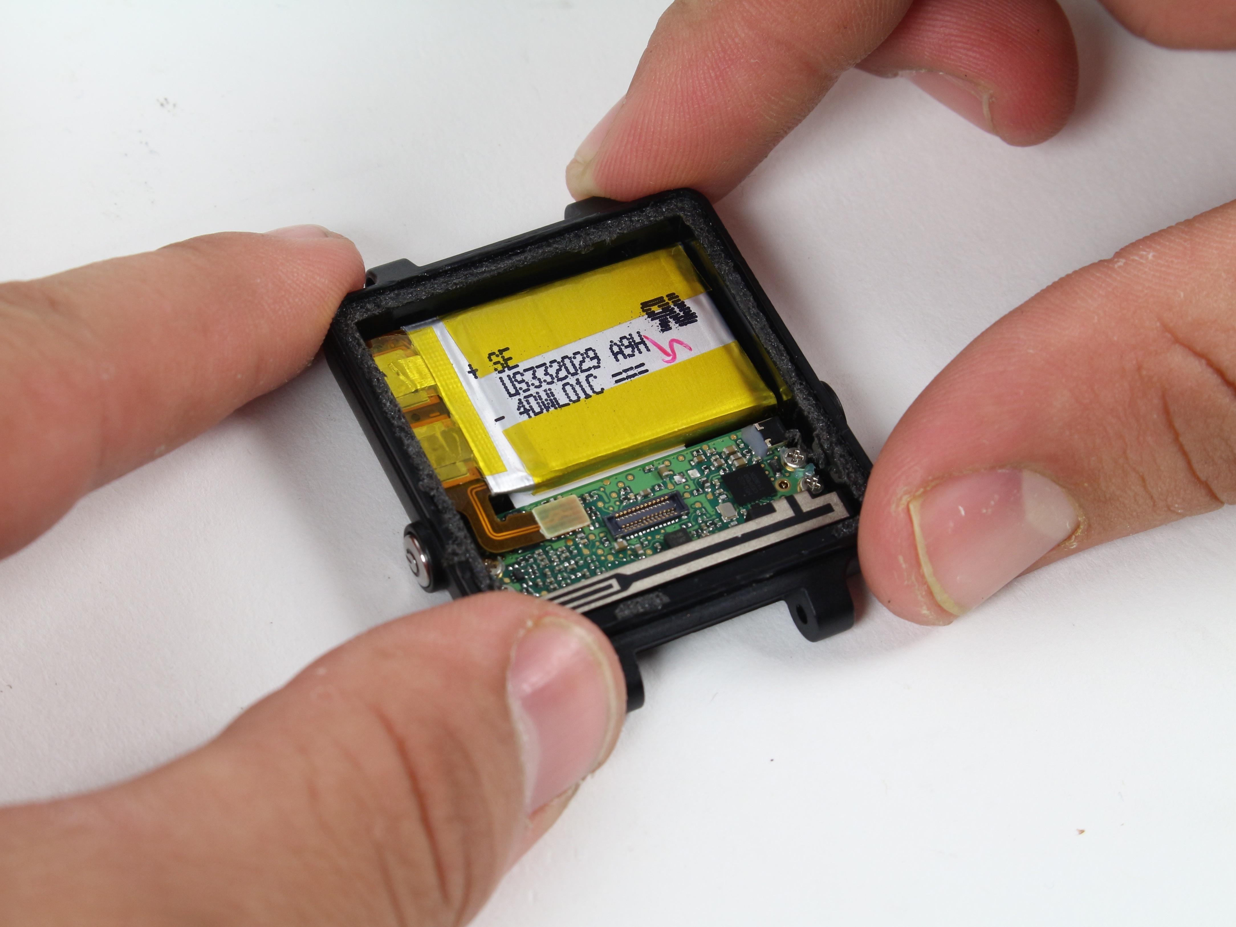 Garmin Vivoactive Battery Replacement