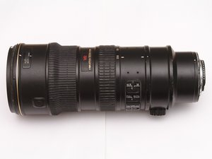 AF-S VR Zoom-Nikkor ED 70-200mm f2.8G IF