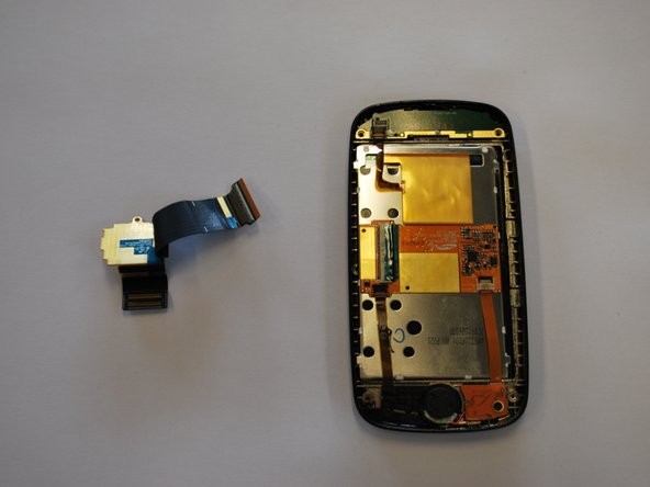 Samsung Impression LCD Flex Cable Replacement