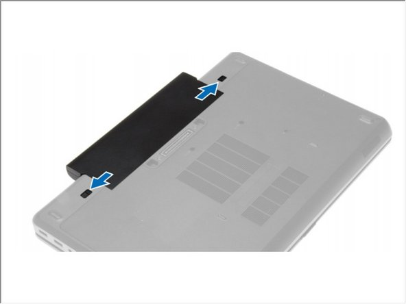 Dell Precision M2800 Battery Replacement
