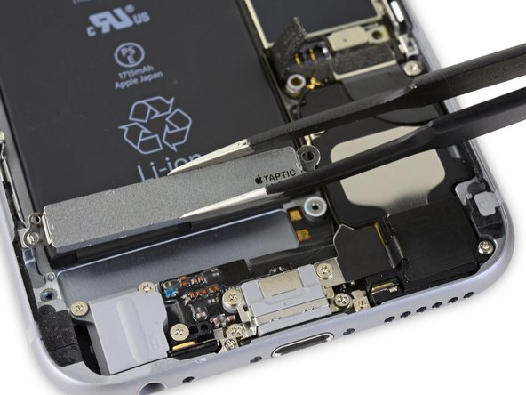 Remplacement du Taptic Engine de l'iPhone 6s