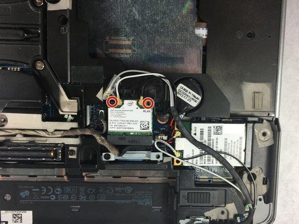 Dell Latitude E6420 Wireless Card Replacement
