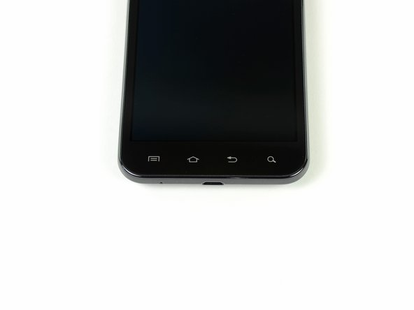 Image 2/2: The Galaxy S II that is available overseas features only three buttons on the front, including a physical home button. Our yankee version, however, has four capacitive touch function buttons, like many Android devices sold here.