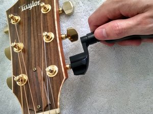 How to clean and maintain your Taylor 816CE