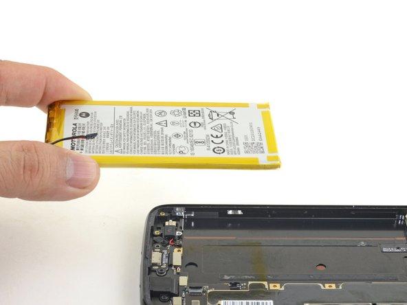 Motorola Moto X4 Akku tauschen