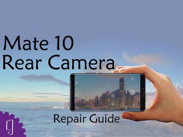 OEM dual back camera for mate 10 Main Image