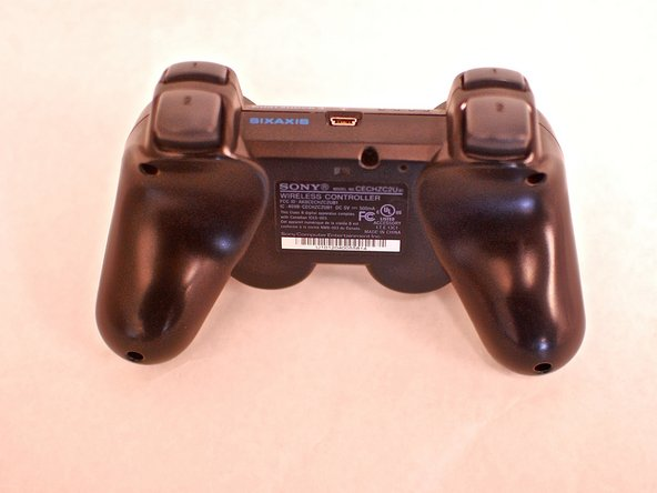 Dual Shock 3 Play Station Controller.