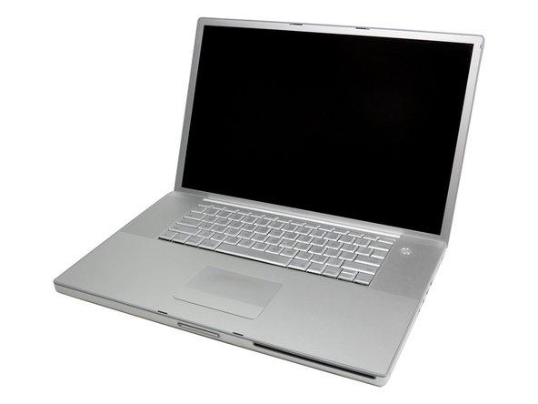 Powerbook G4 Aluminum 17 Quot 1 67 Ghz High Res Repair Ifixit