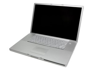 "PowerBook G4 Aluminum 17"" 1.67 GHz (High-Res) 수리"