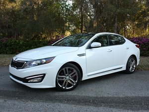 2011-2015 Kia Optima Repair