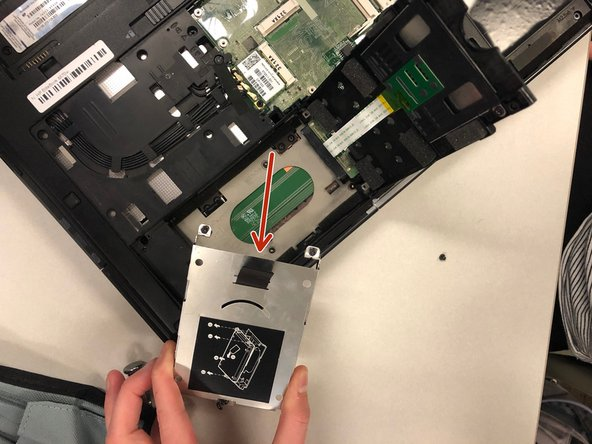 HP Elitebook 8570w Hard Drive Replacement