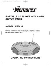 Memorex 2Xtreme Manual