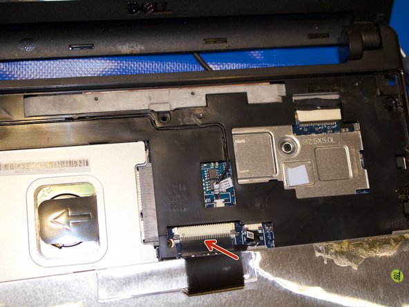 The keyboard will still be attached to the motherboard by a ribbon cable.