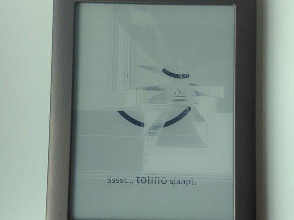 Tolino Shine Screen Replacement