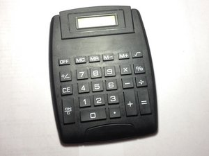 Dollar Tree Calculator Teardown