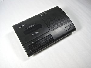 Sony TCM-919 Cassette-Corder Repair