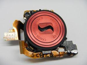 Lens Zoom Unit