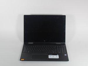 HP Envy x360 15-bp143cl Repair