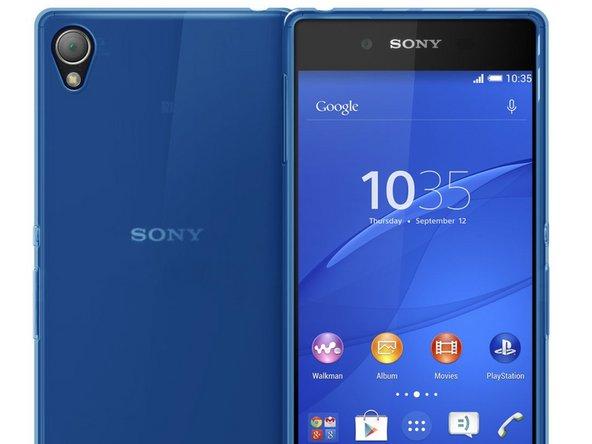 Sostituzione schermo / LCD Sony Xperia Z3 Plus E6553 (Z4)
