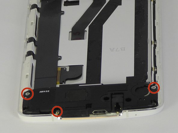 OPPO N1 Headphone Jack and Speaker Cover Replacement