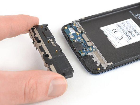 Sostituzione altoparlante Motorola Moto E4 (XT1762)