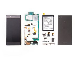 Sony Xperia Z5 Teardown