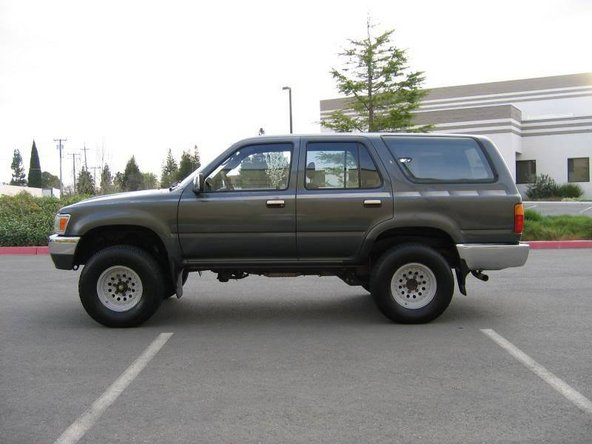 1990 1995 Toyota 4runner Repair 1990 1991 1992 1993