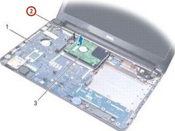 Dell Inspiron 13 1370 Hard Drive Replacement