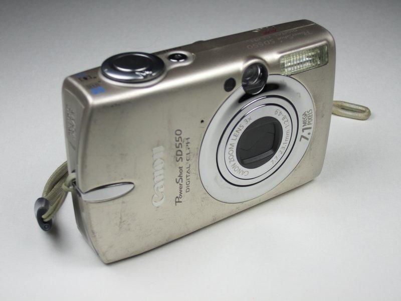 canon powershot sd550 repair ifixit rh ifixit com Canon 7D Manual Canon EOS Digital Rebel DS6041 Manual