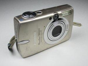 Canon PowerShot SD550 Repair