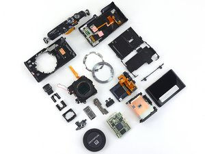 Disassembling Olympus Pen E-PL7