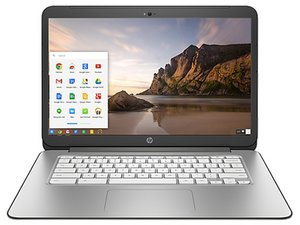 HP Chromebook 14-x010wm Repair