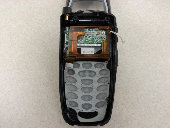 Motorola i1000plus Keypad Replacement