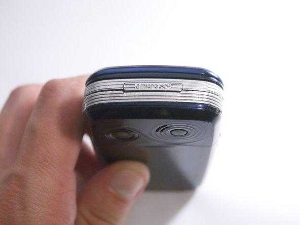 Remplacement de la carte MicroSD du Pantech Matrix