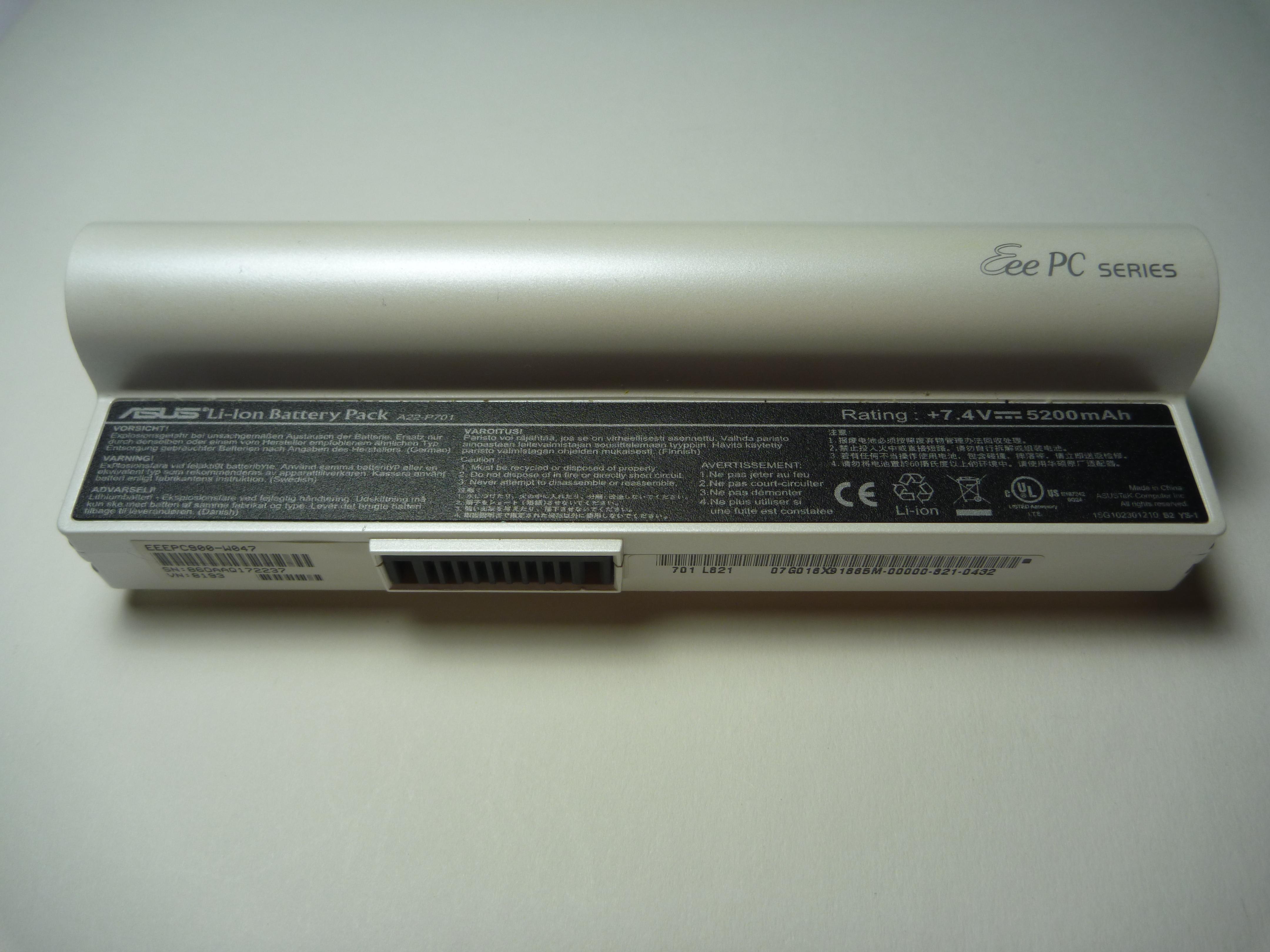 asus eee pc 900 repair ifixit rh ifixit com Asus Eee PC Operating System Asus Eee PC Operating System