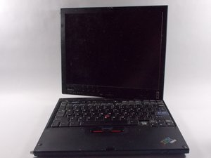 IBM Thinkpad x41t Laptop