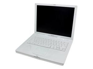 "iBook G4 14"" 933 MHz-1.33 GHz 수리"