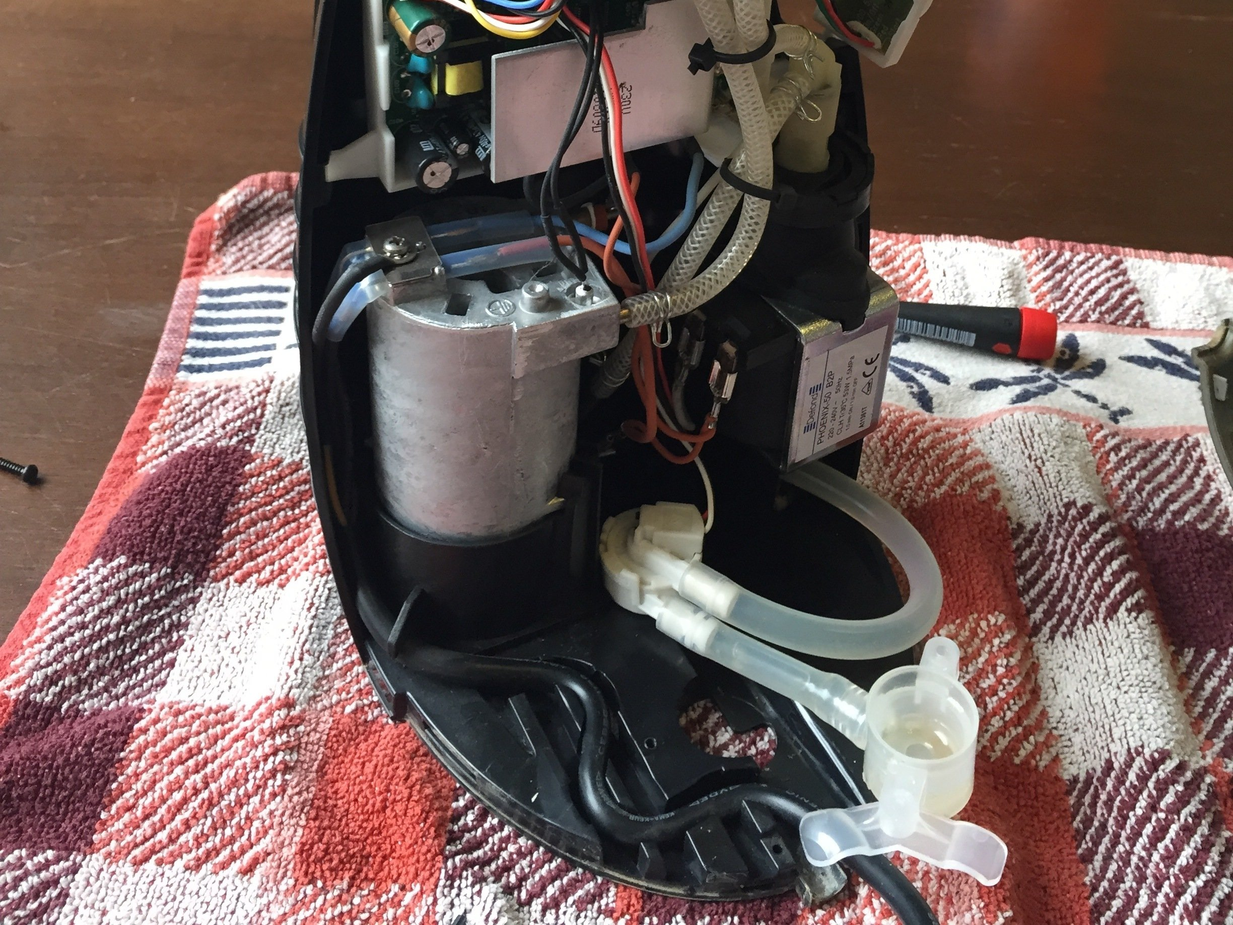 How To Fix Leaking Dolce Gusto Genio Ifixit Repair Guide