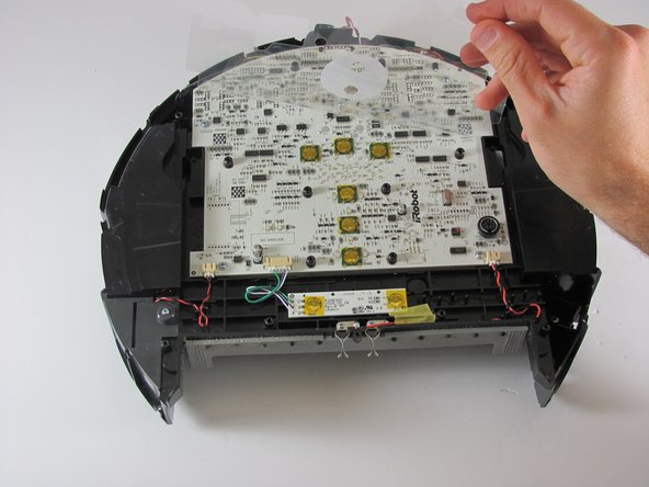 Remove the plastic protectant film from the motherboard