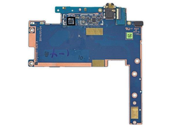 Image 2/2: Elpida/Micron Technology FA164A2MA 16 Gb (2 GB) RAM